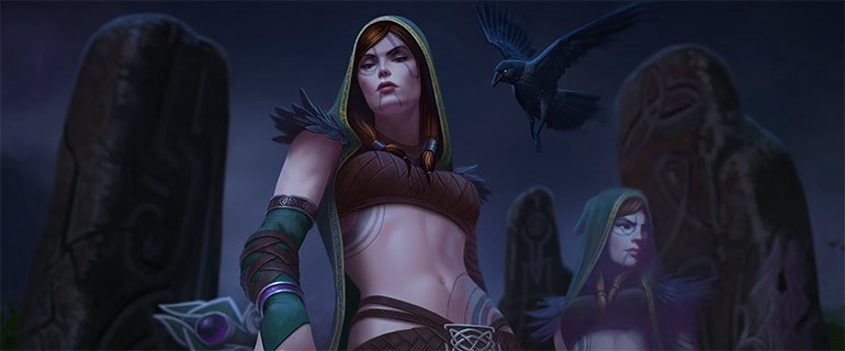 Twitch Prime members, venture into the Celtic Pantheon!