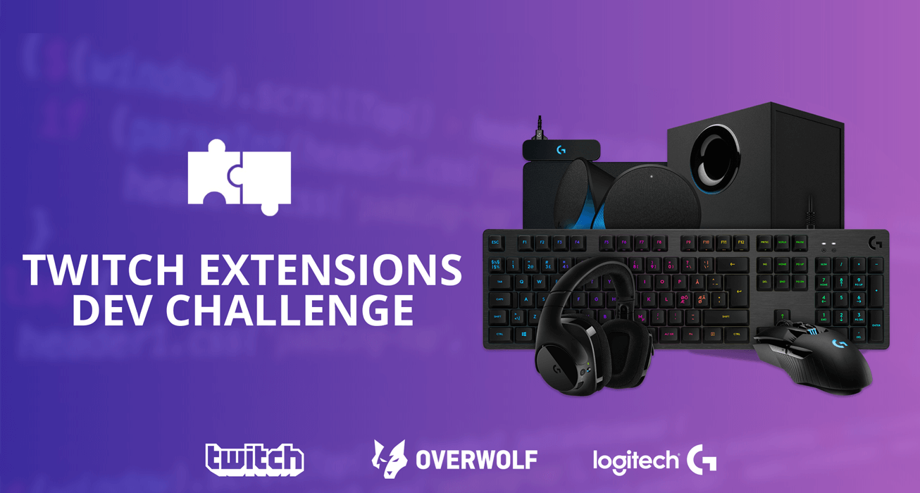 Overwolf Announces Twitch Sponsored Developer Challenge Twitch Blog