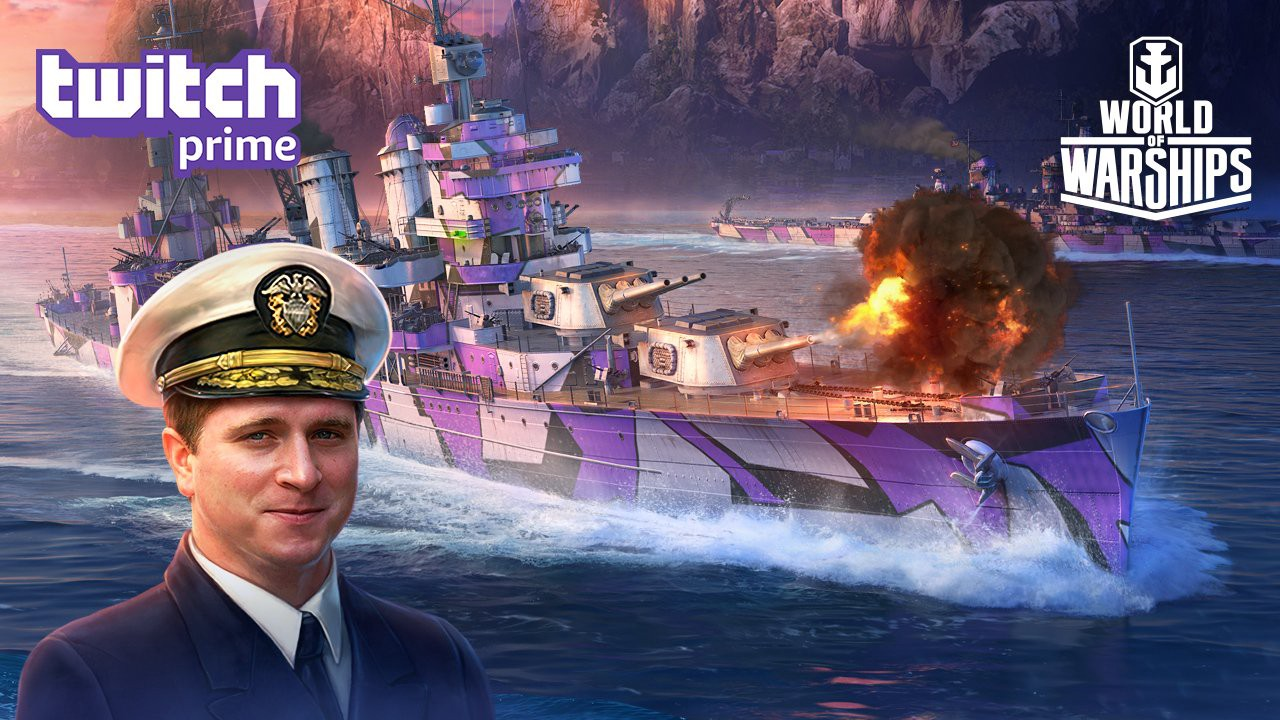 Wows Halloween 2020 Ship Captains Twitch Prime Members! Get a Shipton of World of Warships Loot