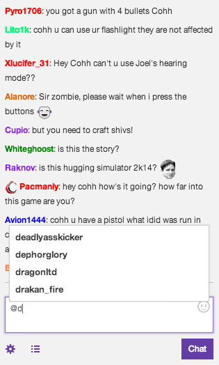 Chat Mentions Have Arrived!