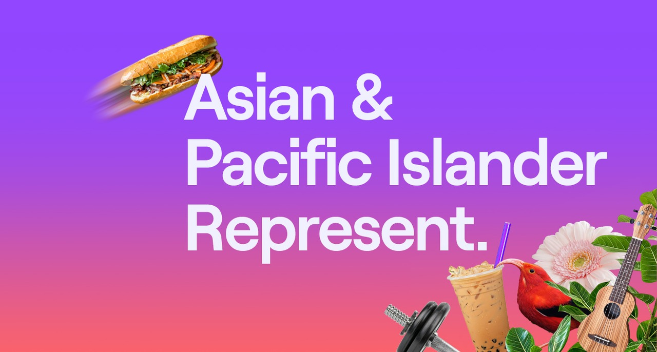 Celebrate Asian Pacific Islander Month on Twitch