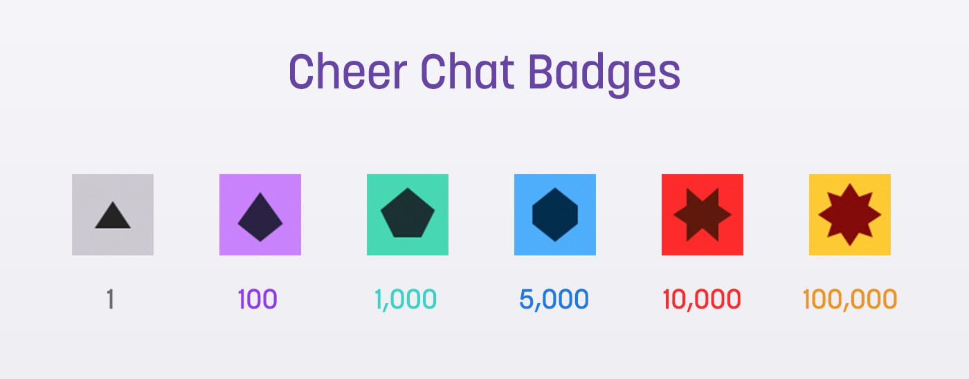 cheer chat badges