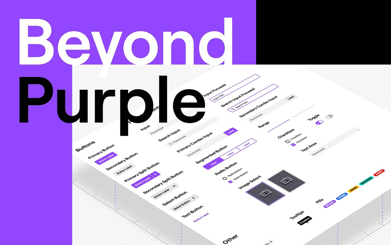 Beyond Purple